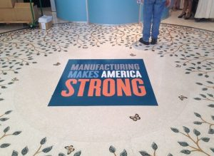 Vinyl Signs, Graphics, & Banners floor vinyl 300x219